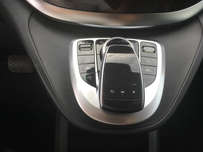 Mercedes Classe V V 250 d Automatic Sport Extralong diesel nero