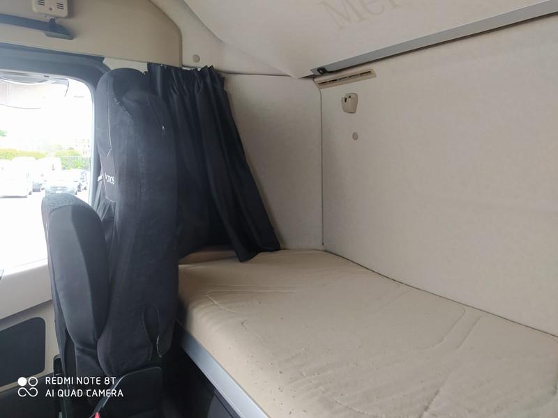 Mercedes Actros 2542 L Cabinato EURO 6 Cabina Stream Space