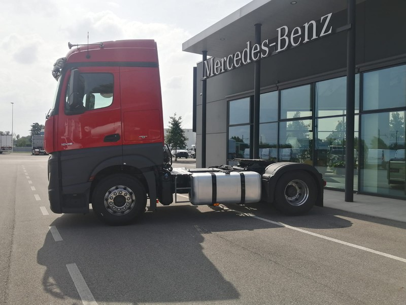 Mercedes Actros 1845 LS trattore EURO 6 Cabina Stream Space