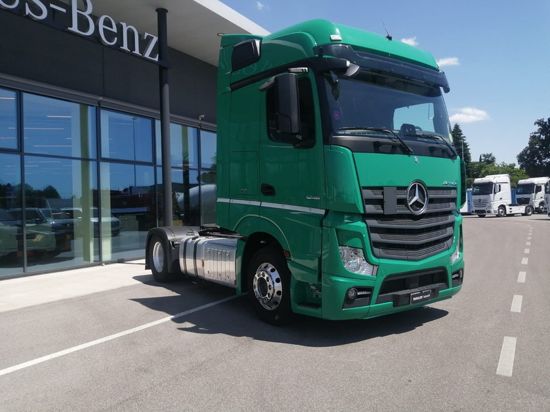 Mercedes Actros 1848 LS Trattore EURO 6 Cabina Big Space