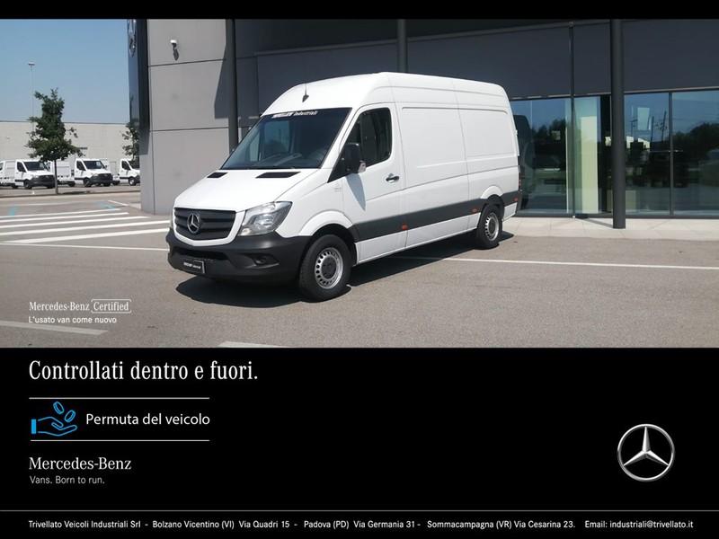 Mercedes Sprinter 214 cdi f 37/30 executive e6 diesel bianco