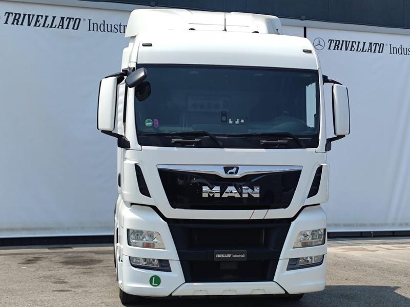 MAN TGX 18.480T Trattore Euro 6