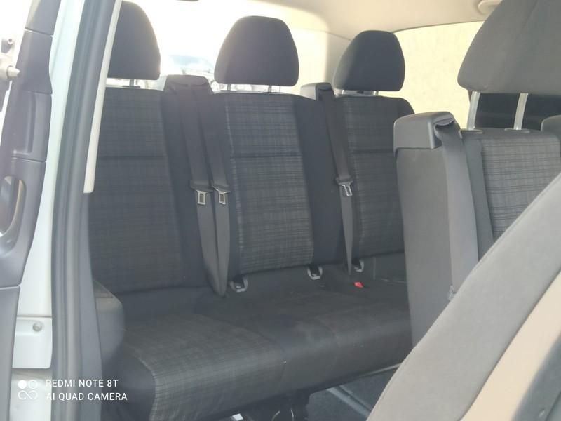 Mercedes Vito 114 cdi(bluetec) extralong tourer pro e6 diesel bianco