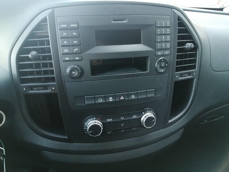 Mercedes Vito 116 cdi(bluetec) long tourer select auto e6 diesel nero