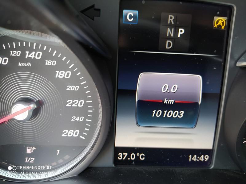 Mercedes Classe C Berlina 250 d premium 4matic auto 9m diesel