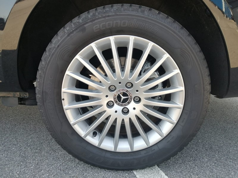 Mercedes Vito 2.2 116 CDI PC-SL Mixto Long diesel nero