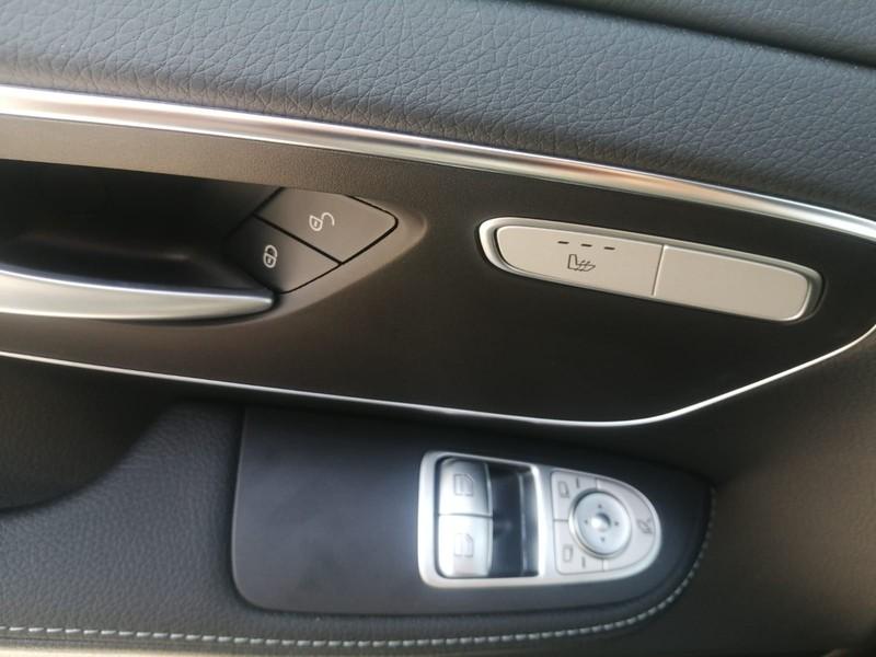 Mercedes EQV 300 Long elettrica grigio