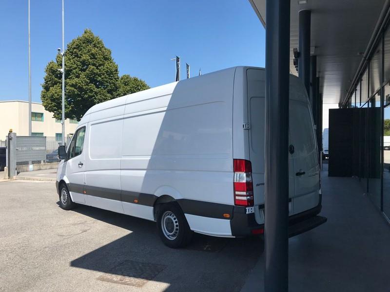 Mercedes Sprinter 316 bluetec f 43/35 tetto alto e6 diesel bianco