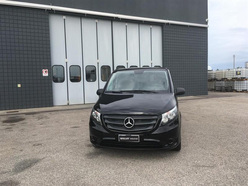 Mercedes Vito 114 cdi(bluetec) long tourer select auto e6 diesel nero
