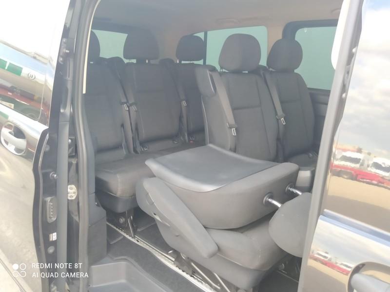 Mercedes Vito 114 cdi(bluetec) long tourer pro e6 diesel nero