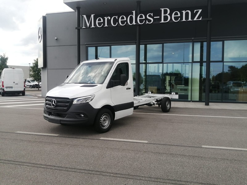 Mercedes Sprinter 317 CDI T 43/35  bianco