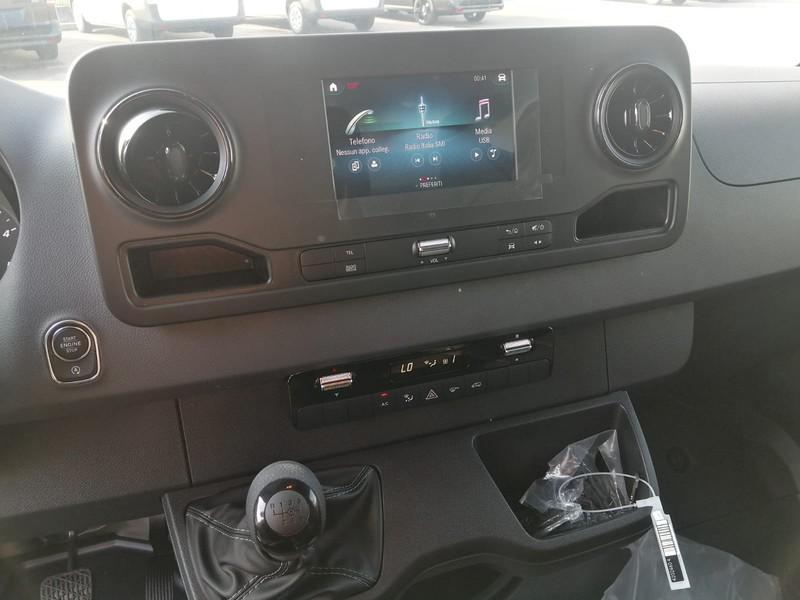 Mercedes Sprinter 314 CDI T 39/35 euro 6 diesel grigio