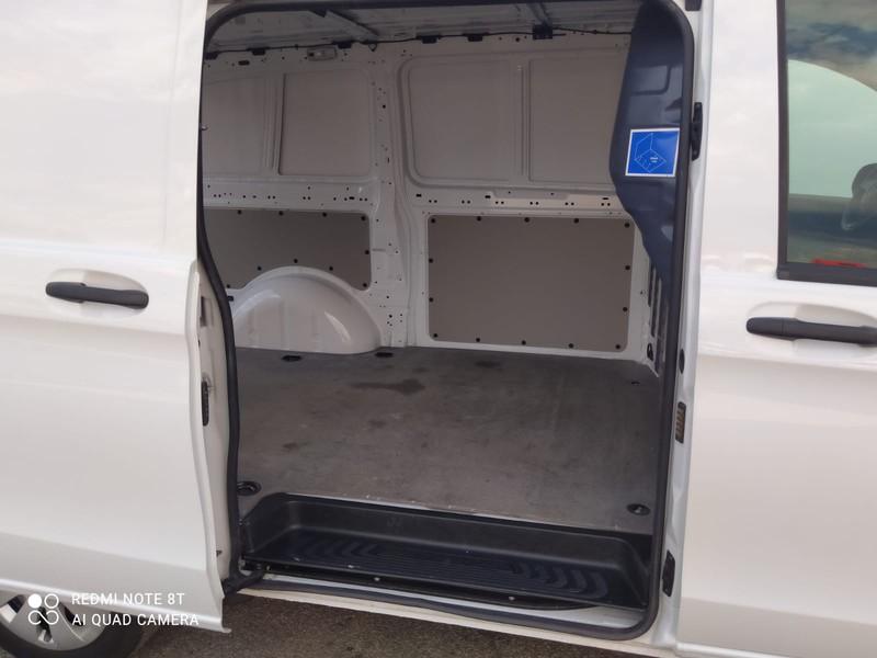 Mercedes Vito 111 cdi long e6 diesel