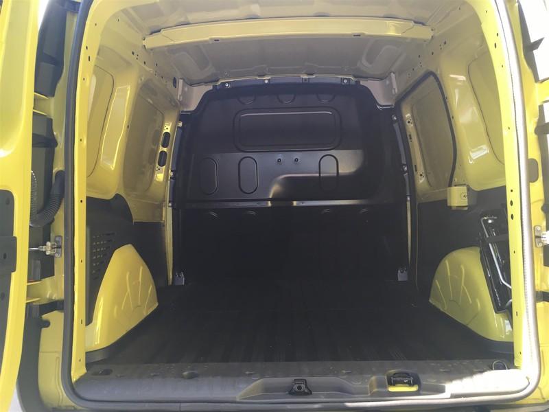 Mercedes Citan 109 cdi long blueff. business e6d-temp diesel verde