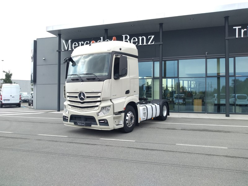 Mercedes Actros 1848 LS Trattore EURO 6 Cabina Stream Space
