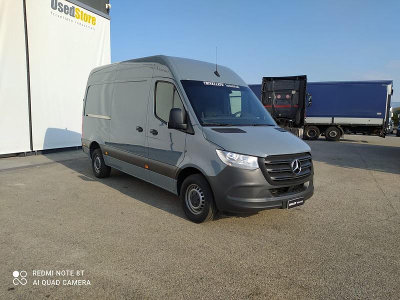 Mercedes Sprinter 316 CDI F 37/35 euro 6 diesel grigio