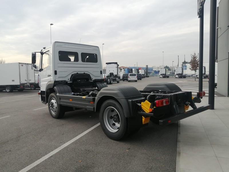 Mercedes Atego 1527 K WM OM936