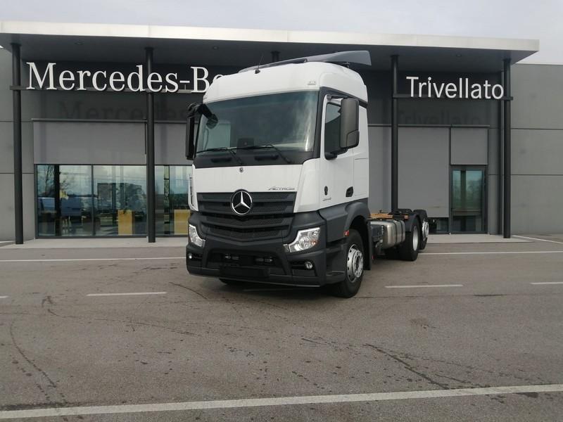 Mercedes Actros New 2545 L Linea