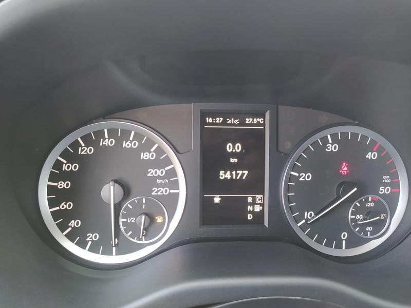 Mercedes Vito 114 cdi extralong tourer pro business auto e6 diesel bianco