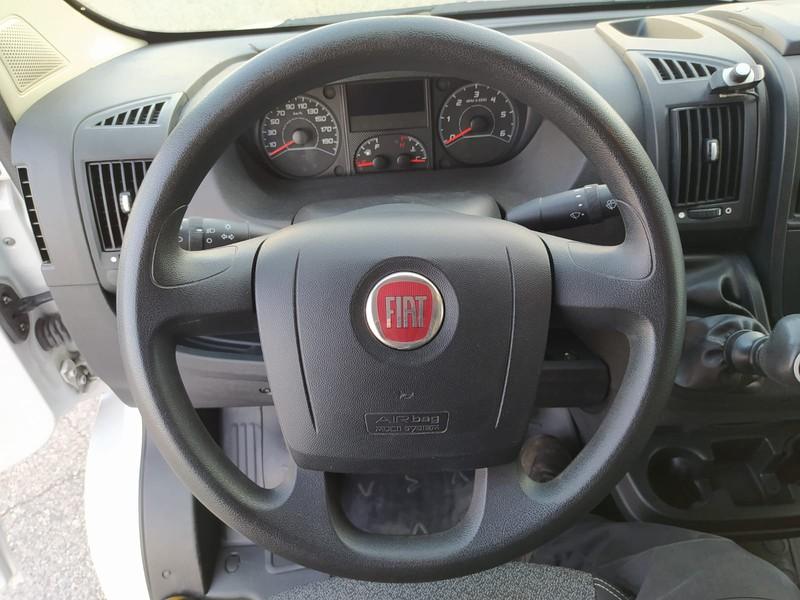 Fiat Ducato 28 ch1 2.0 mjt 115cv e6 diesel bianco