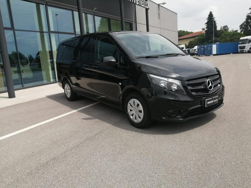 Mercedes Vito 114 cdi(bluetec) long tourer pro auto e6 diesel nero