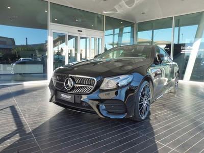 Mercedes Classe E Coupè