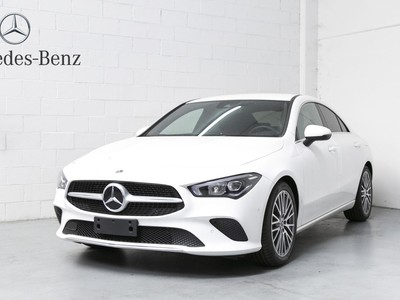 Mercedes CLA Coupè