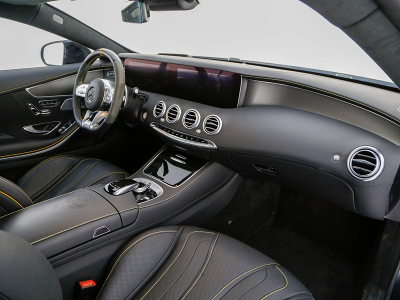 AMG Classe S s coupe 63 amg 4matic + auto