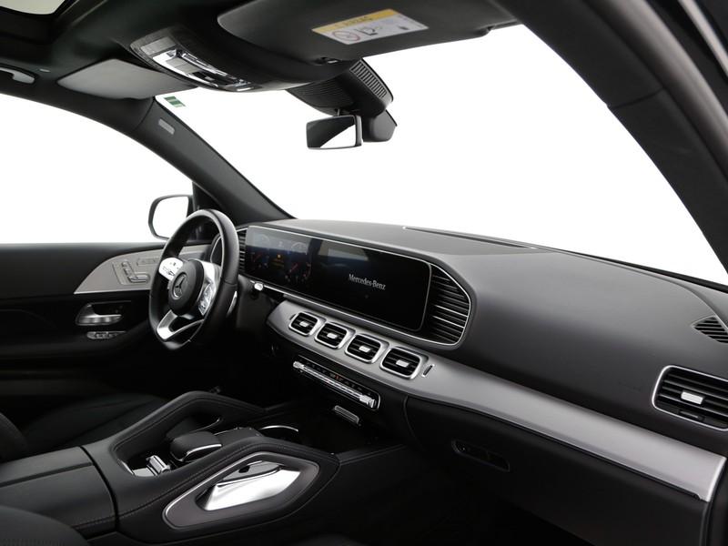 Mercedes GLE gle 400 d premium 4matic auto diesel nero