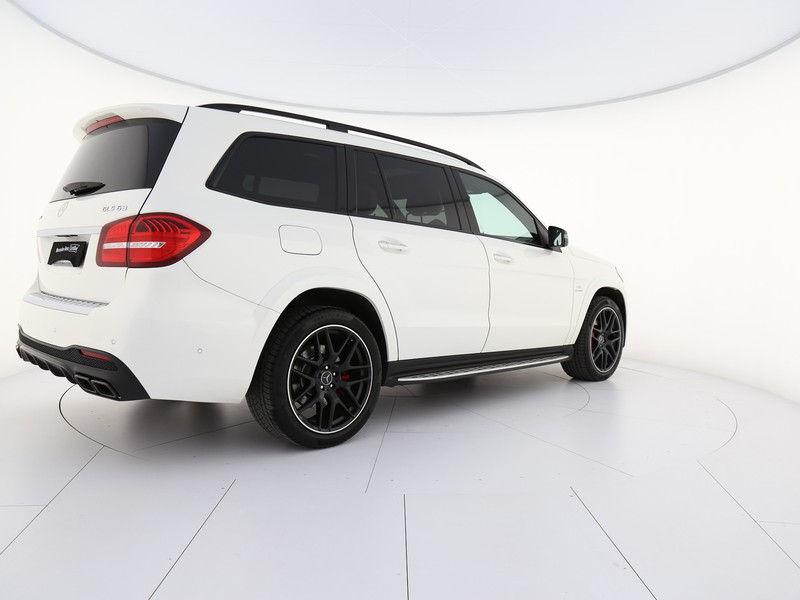 AMG GLS 63 AMG S 4matic auto