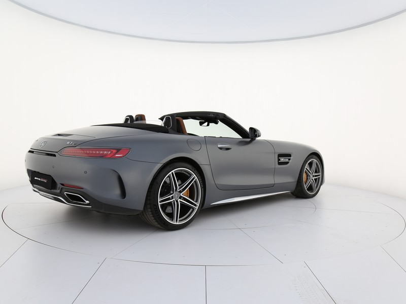 AMG GT Roadster Roadster 4.0 C auto