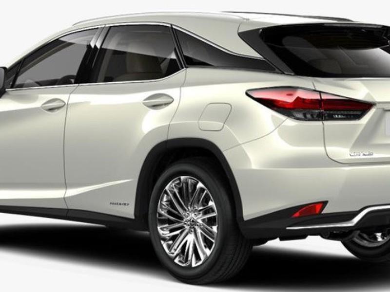 Lexus RX 450h 3.5 Luxury cvt