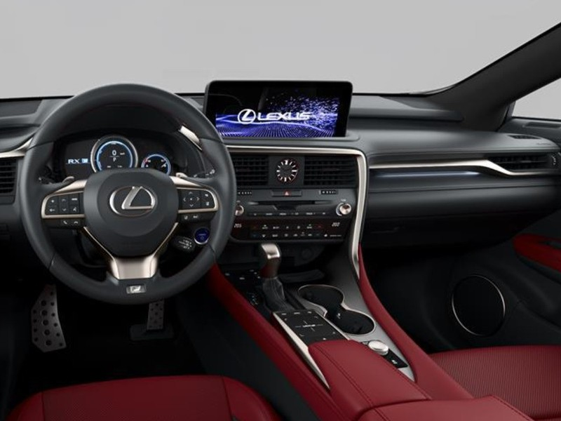 Lexus RX 450h 3.5 F-Sport cvt