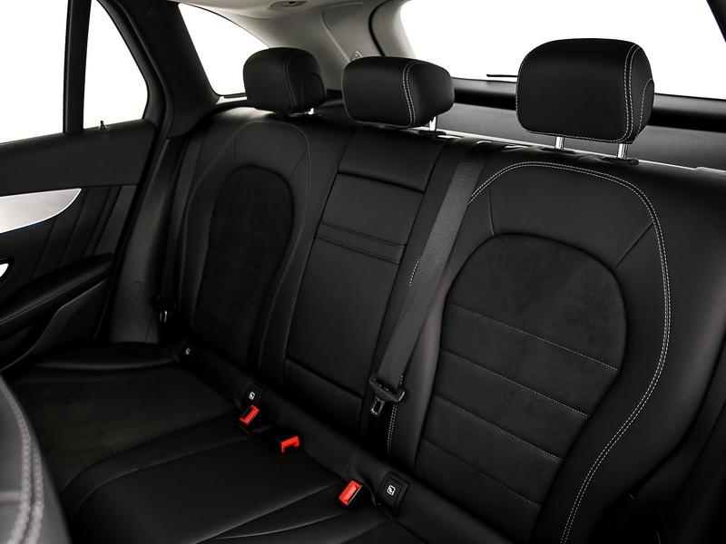 Mercedes GLC 250 d premium 4matic auto diesel grigio