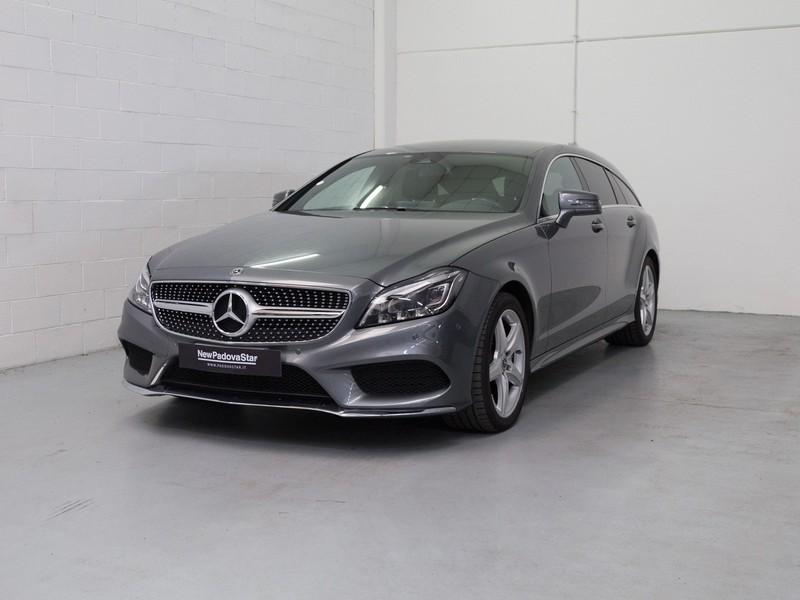 Mercedes CLS Shooting Brake  250 d premium force 4matic auto