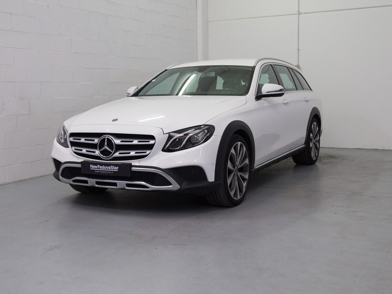 Mercedes Classe E SW All-Terrain SW All-Terrain 220 d Business Sport 4matic auto
