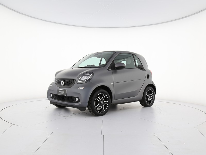 Smart Fortwo 0.9 t. Passion 90cv twinamic my18