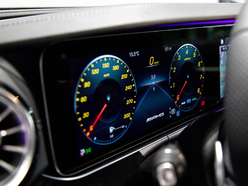 AMG GT-4 Coupe 43 eq-boost 4matic+ auto