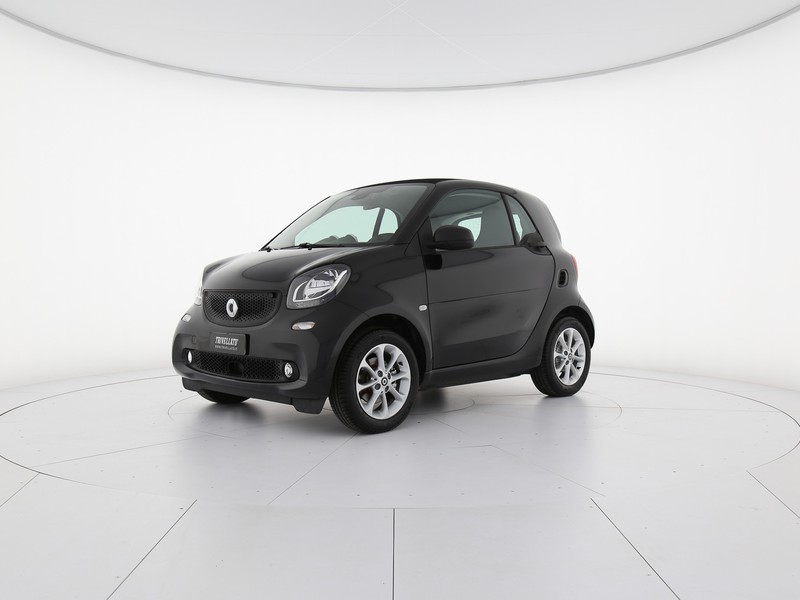 Smart Fortwo 1.0 Youngster 71cv twinamic my18