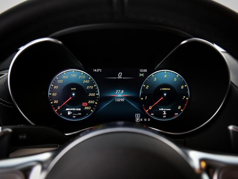 AMG GT Roadster AMG S Roadster benzina nero