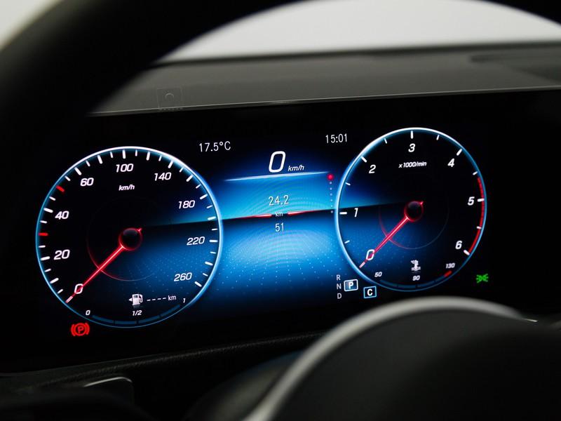 Mercedes GLB 200 d sport plus 4matic auto diesel nero