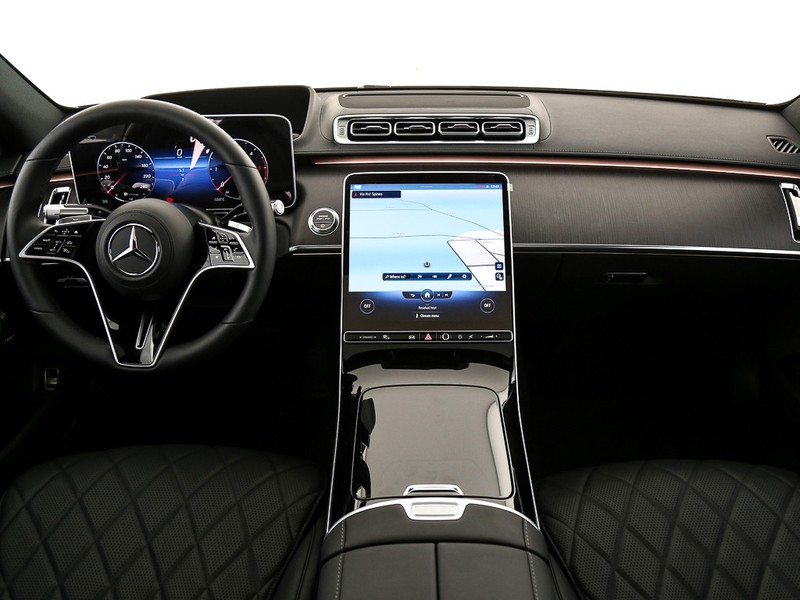 Mercedes Classe S Berlina lunga 350 d premium plus 4matic auto