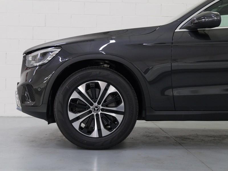 Mercedes GLC Coupè coupe 300 d sport 4matic auto diesel grigio