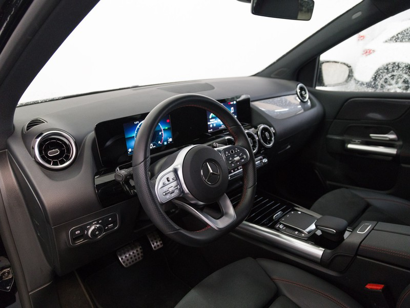 Mercedes Classe B 200 d premium auto 7m