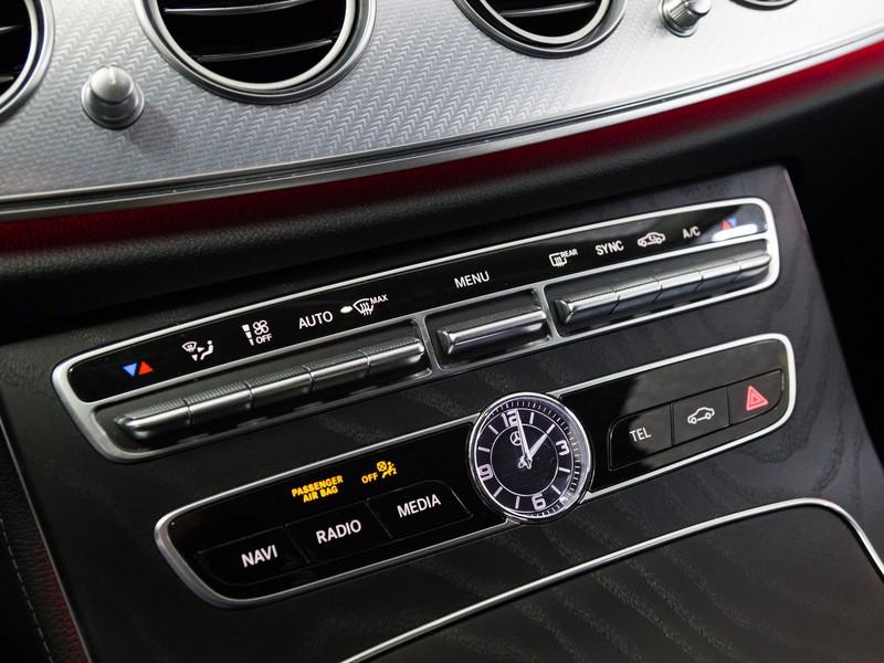 Mercedes Classe E Berlina 200 d business sport auto