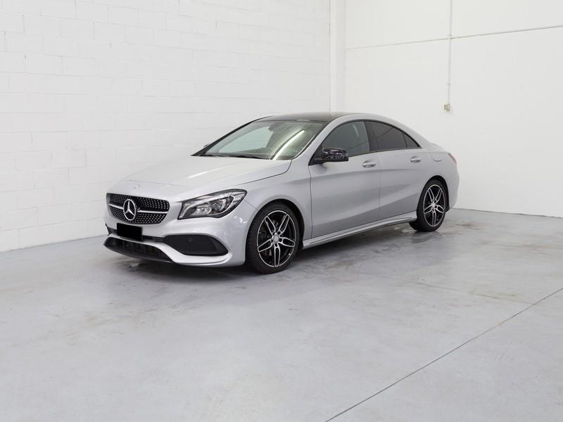 Mercedes CLA Coupè 220 d premium auto fl