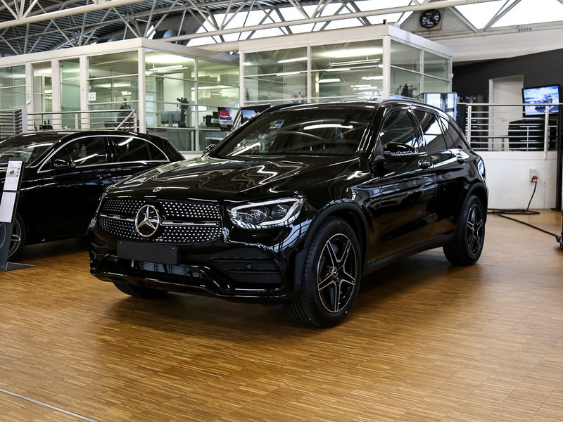 Mercedes GLC 300 de eq-power premium plus 4matic auto