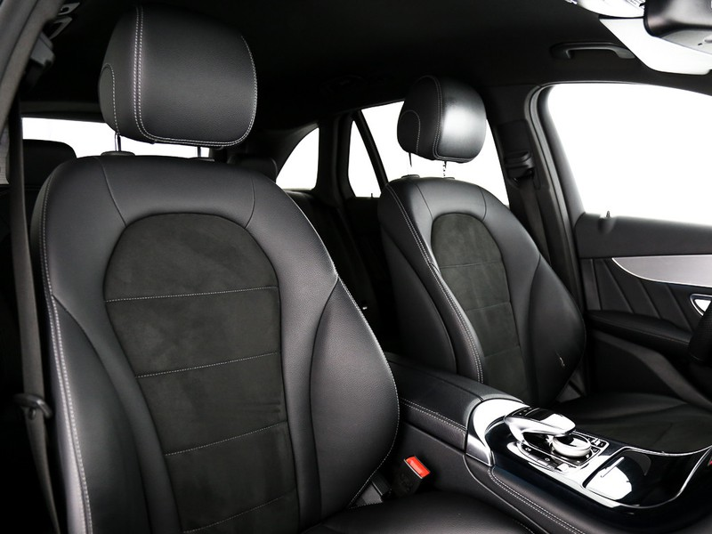 Mercedes GLC 250 d premium 4matic auto diesel nero
