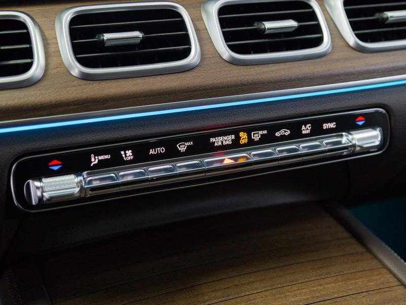Mercedes GLE gle 450 eq-boost premium 4matic auto ibrido bianco