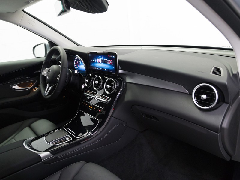 Mercedes GLC 220 d sport 4matic auto diesel argento